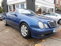 Used Mercedes CLK230 CLK Kompressor Avantgarde 2dr