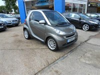 Used Smart Car Fortwo Passion mhd 2dr Auto [Luxury Pack]
