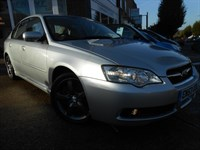 Used Subaru Legacy Rn 4dr Seq Auto [Sat Nav] ONE OWNER FROM NEW