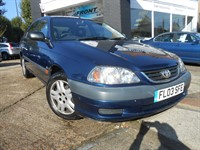 Used Toyota Avensis D-4D GS 5dr