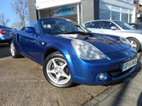 Used Toyota MR2 Roadster 2dr