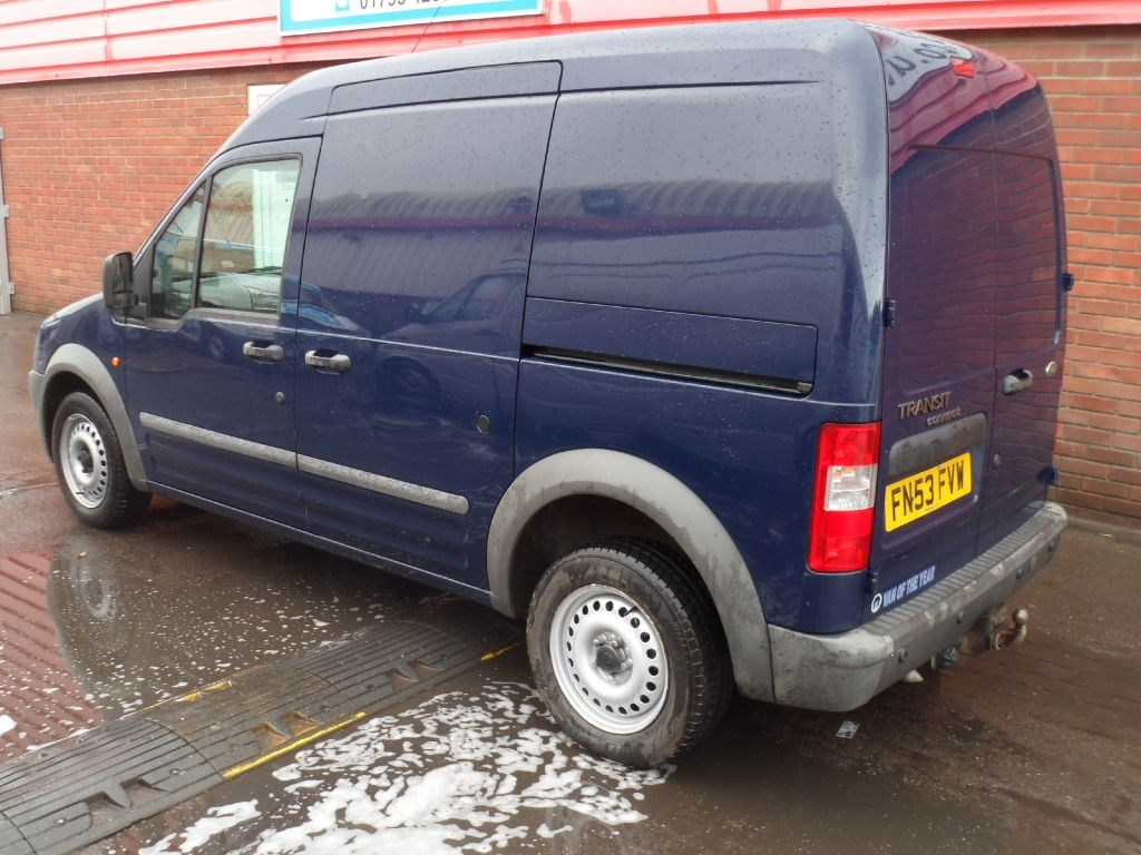 Ford transit connect tddi 75ps
