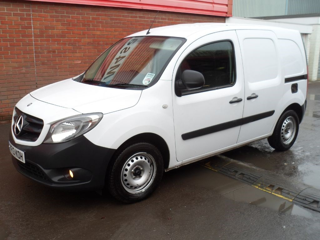 used white 2013 mercedes citan for 6 995 vat wiltshire. Black Bedroom Furniture Sets. Home Design Ideas