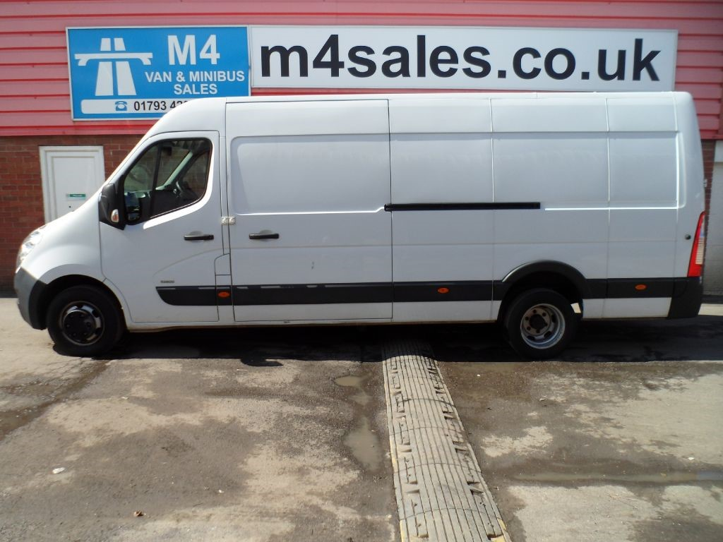 used white 2012 vauxhall movano for 9 995 vat wiltshire. Black Bedroom Furniture Sets. Home Design Ideas