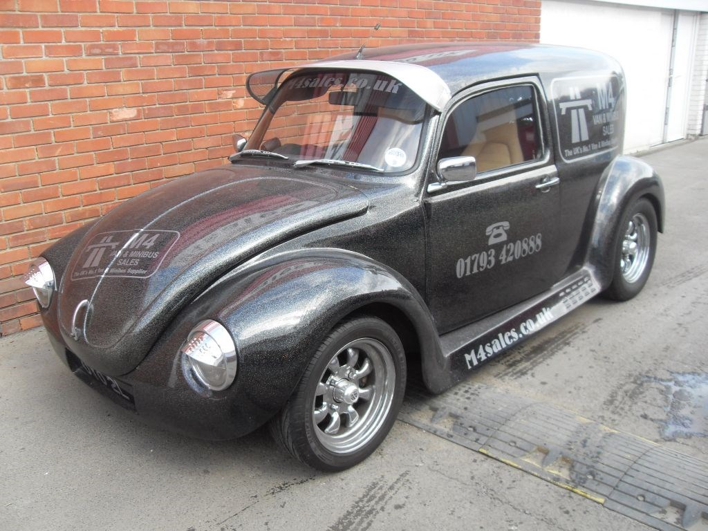 to view a larger imageClick to view larger images of this VW Beetle