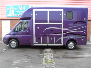 used Citroen Relay 35 L3H2 120 LWB HR HORSEBOX VAN in wiltshire