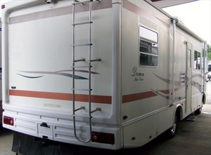 used Damon Daybreak Workhouse  28.5feet 9000 miles only! in wiltshire