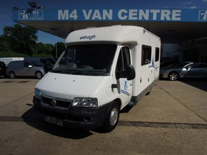 used Fiat Ducato Elnagh Slim 2 4 Berth 15000 miles !!! in wiltshire
