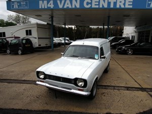 used Ford Escort Very rare Mk 1 Van Stunning Condition in wiltshire