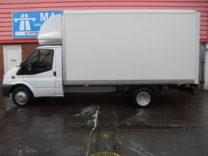 used Ford Transit LUTON 350 E/F DRW 115PS in wiltshire
