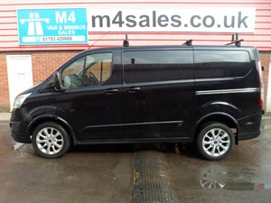 used Ford Transit Custom 290 SPORT LR SWB A/C, 155ps in wiltshire