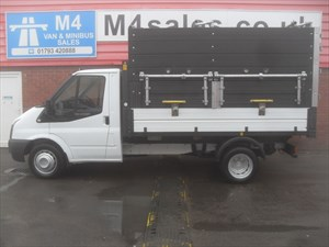 used Ford Transit 350 ONE STOP TIPPER 115PS in wiltshire