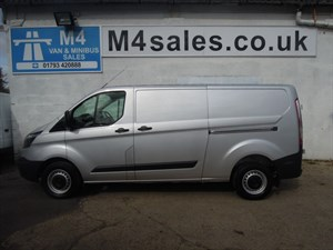 used Ford Transit CUSTOM 290 Lwb 125ps in wiltshire