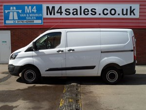 used Ford Transit CUSTOM 270 LR 100PS in wiltshire