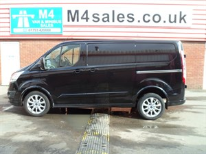 used Ford Transit CUSTOM 290 SPORT LR 155PS A/C  in wiltshire