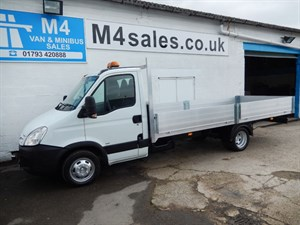 used Iveco Daily 35S14 3750 EXLWB NEW 16FT DROPSIDE in wiltshire