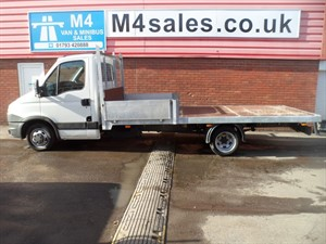 used Iveco Daily 35C15 DROPSIDE 150PS in wiltshire