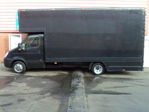 used Iveco Daily DROPWELL LUTON 35C18 4100 XLWB  in wiltshire