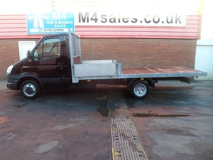 used Iveco Daily  35C13 A/C LWB SCAFFOLD BODY in wiltshire