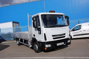 used Iveco Euro 75 16 20ft Dropside in wiltshire