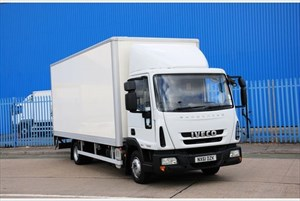 used Iveco Euro 75 E 16 20FT Box in wiltshire