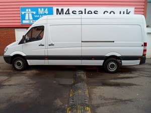 used Mercedes Sprinter 313 CDI LWB 2.1 130PS in wiltshire