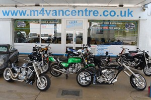 used Southern Motorcycle Works  We Sell Bikes Too! in wiltshire