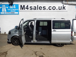 used VW Transporter T28 TDI 2.0TDI 104PS CAMPER in wiltshire