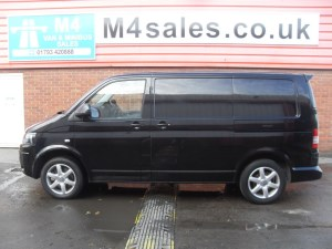 used VW Transporter T28 TDI A/C SWB 180PS in wiltshire