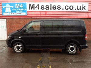 used VW Transporter T32 TDI KOMBI VAN 180PS A/C in wiltshire