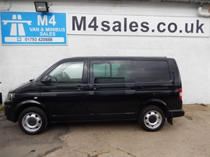 used VW Transporter T32 TDI KOMBI 4MOTION 180PS A/C in wiltshire