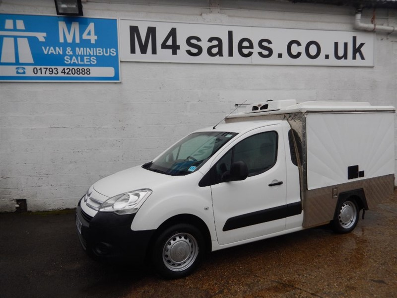 used Citroen Berlingo 1000 X HDI, JIFFY FOOD VAN, BUSINESS POTENTIAL, NO VAT. in wiltshire