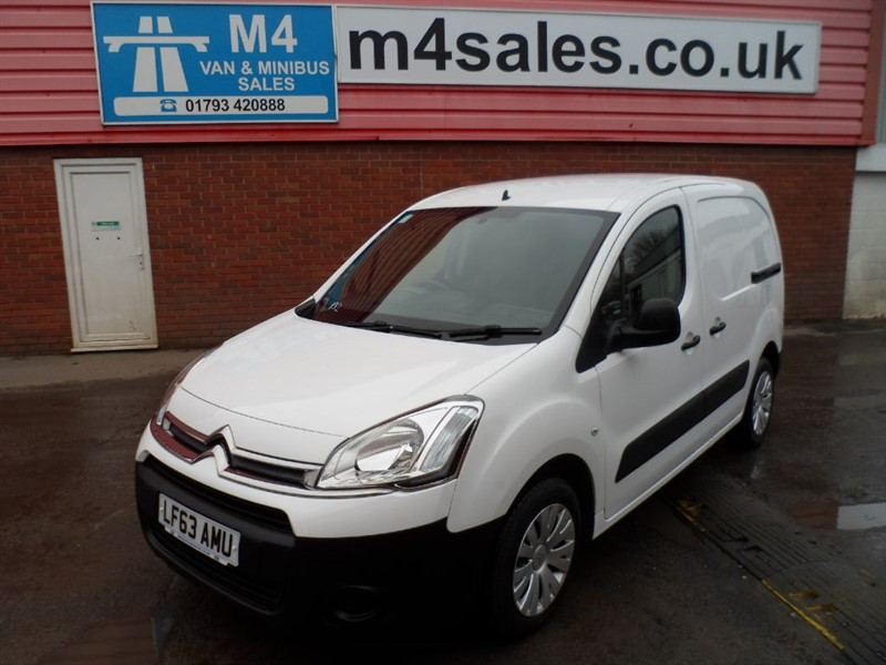 used Citroen Berlingo ENTERPRISE SWB HDI 1.6 WITH A/C in wiltshire