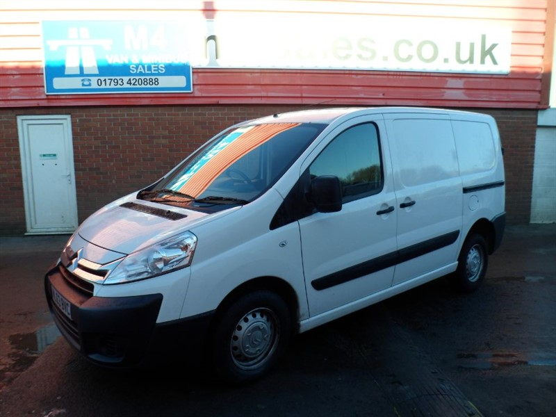 used Citroen Dispatch 1000 L1H1 ENTERPRISE HDI SWB VAN A/C in wiltshire