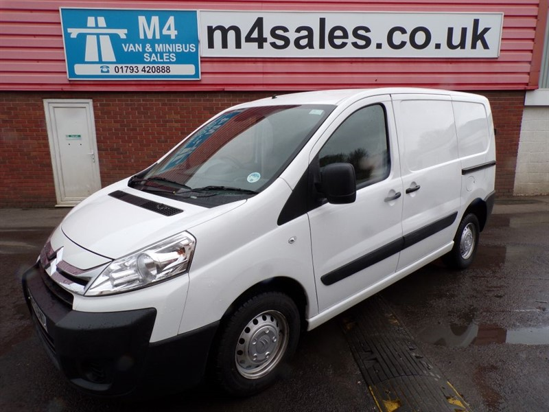 used Citroen Dispatch 1000 L1H1 ENTERPRISE HDI A/C 90PS in wiltshire