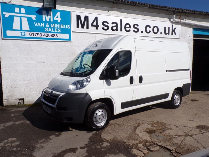 used Citroen Relay 35 L2H2 HDI 130PS in wiltshire