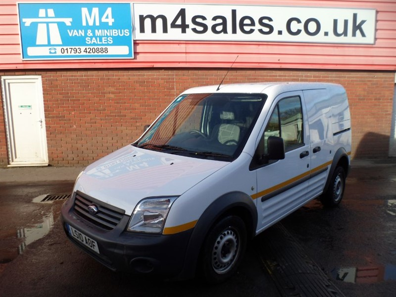 used Ford Transit Connect T220 LR SWB REFRIDGERATION VAN 90PS in wiltshire