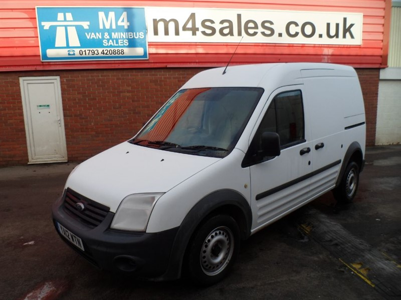 used Ford Transit Connect T230 HIGH ROOF LWB 90PS in wiltshire