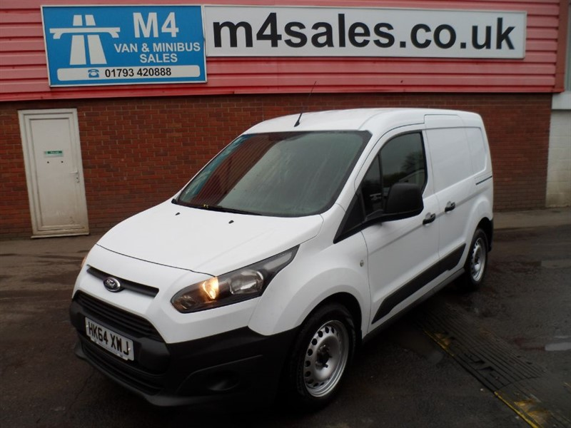 used Ford Transit Connect 200 SWB NEW SHAPE  in wiltshire