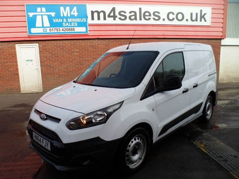 used Ford Transit Connect 200 SWB 1.6 in wiltshire