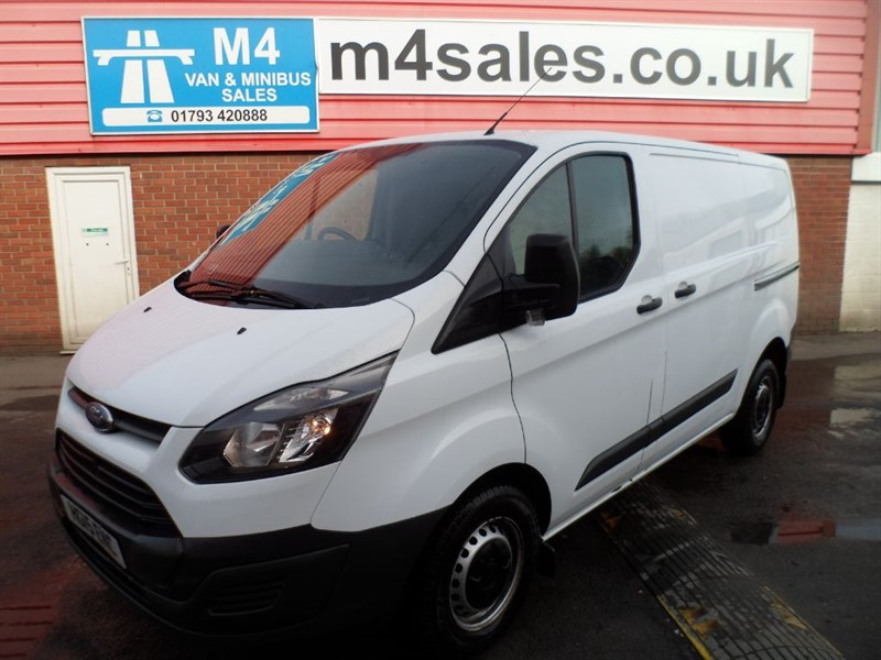used Ford Transit Custom 270 LR SWB  in wiltshire