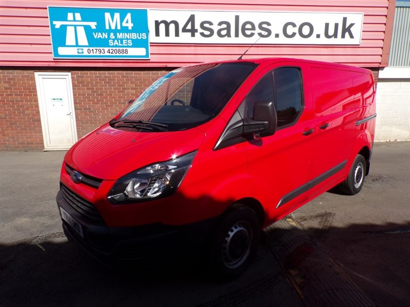 used Ford Transit Custom 290 SWB in wiltshire