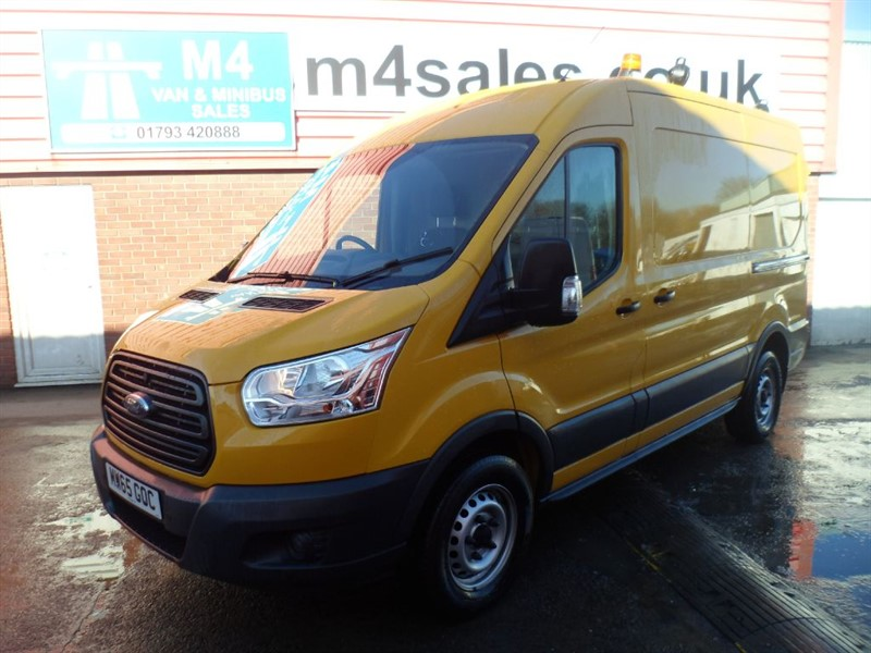 used Ford Transit 350 MEDIUM ROOF FWD MWB 125PS  in wiltshire