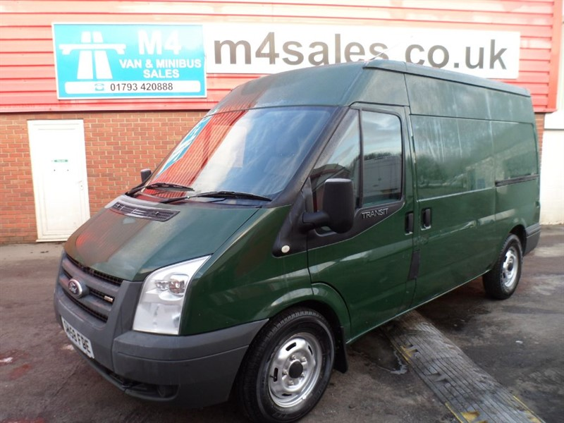 used Ford Transit T300M MWB M/R 110PS  in wiltshire