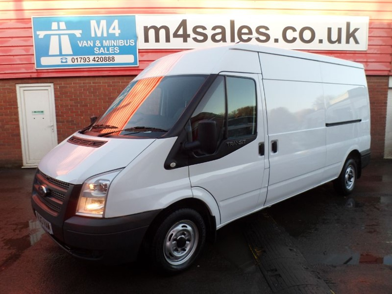 used Ford Transit 300 LWB M/R 125PS in wiltshire
