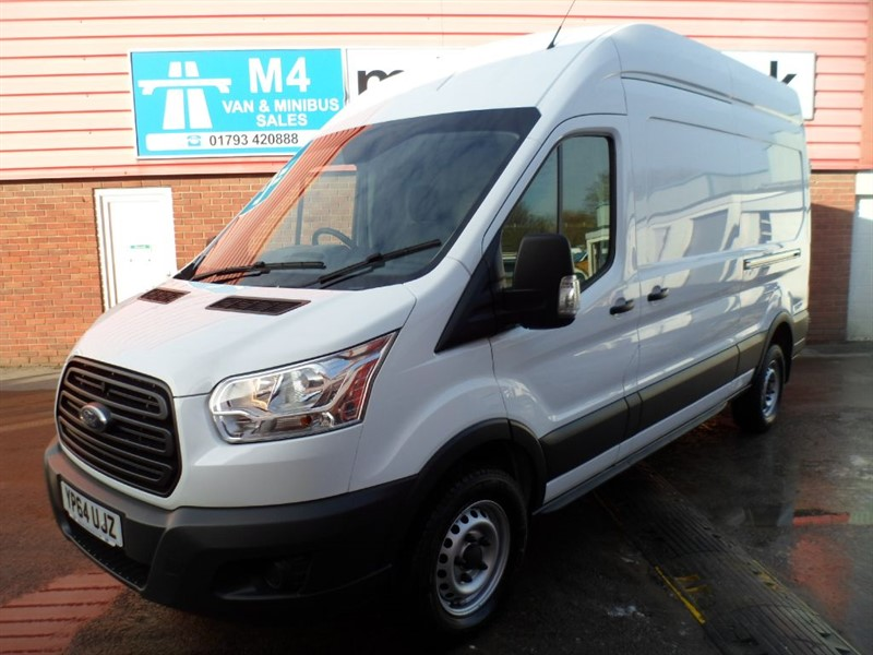 used Ford Transit 350 H/R LWB 125PS in wiltshire