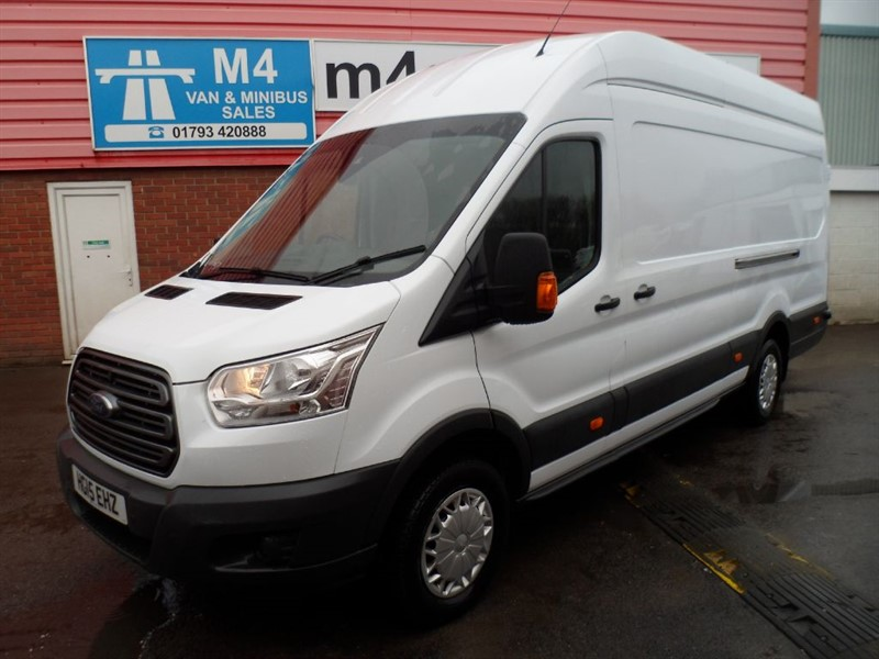 used Ford Transit 350 RWD 2.2 JUMBO LWB in wiltshire
