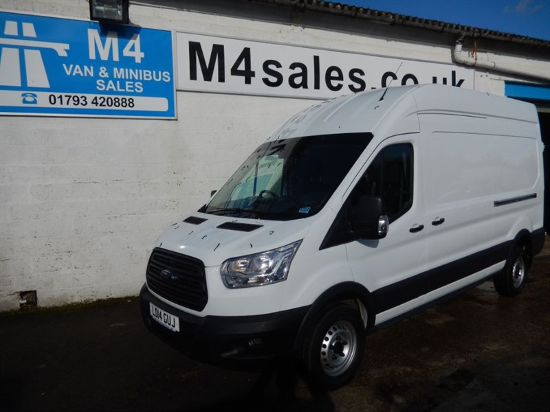used Ford Transit 350 LONG AND HIGH RWD in wiltshire