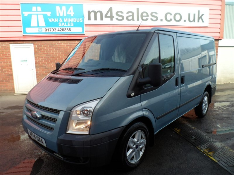 used Ford Transit 260 TREND LR SWB 125PS in wiltshire