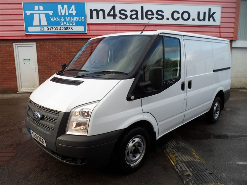 used Ford Transit 260 LR SWB FWD 100PS in wiltshire